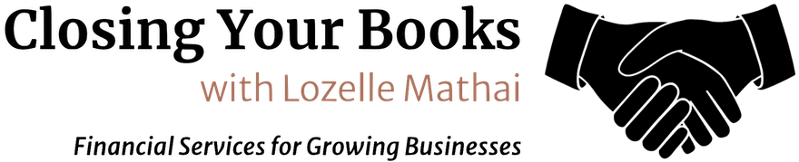 Closing Your Books with Lozelle Mathai